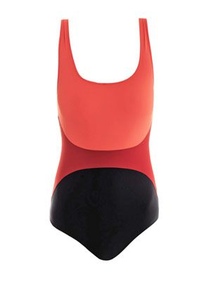 Arbelos sports-style swimsuit
