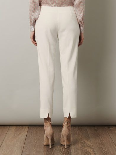 Raoul Slim leg trousers