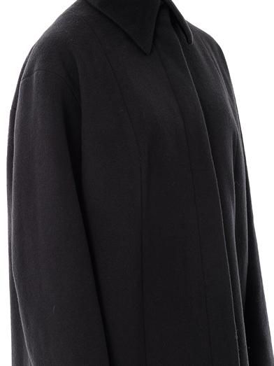 The Row Piber wool-cashmere coat