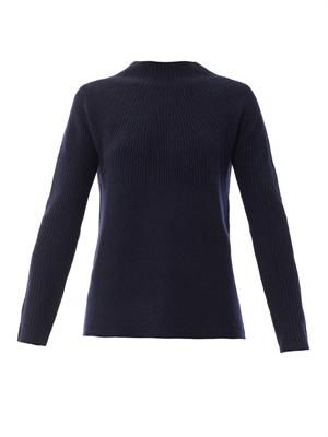 Lieve wool and silk-blend sweater