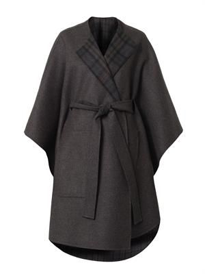 Tonpell reversible cape