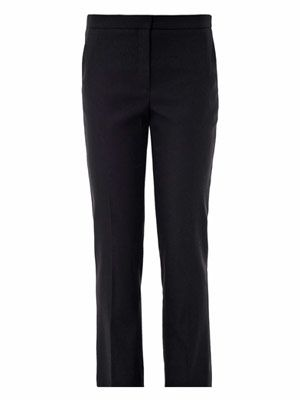 Trocky wool cropped trousers