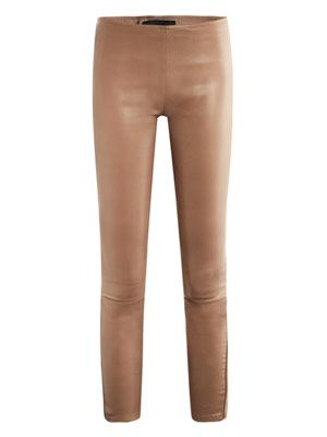 Ellerton leather trousers
