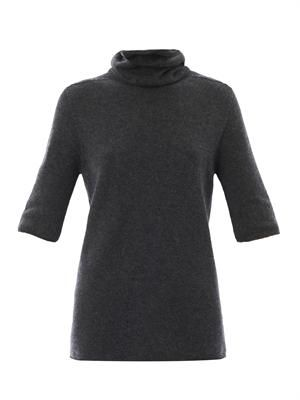 Zita turtle-neck cashmere sweater