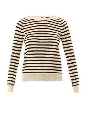 Vivian striped sweater