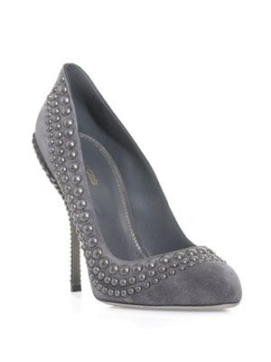 Genevieve studded shoes