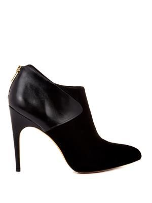Jacelyn suede ankle boots