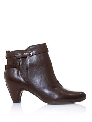 Maddox leather ankle boots