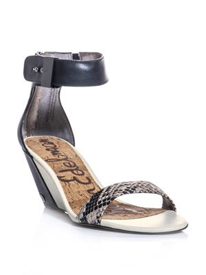 Sophie wedge sandals
