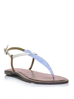 Denim GiGi sandals