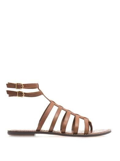 Sam Edelman Gilda leather gladiator sandals