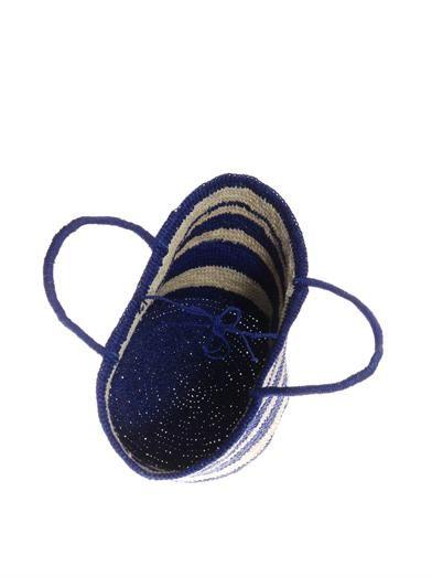 Sensi Studio Stripe woven straw tote
