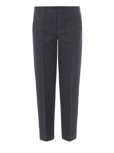'S Max Mara Vino navy trousers