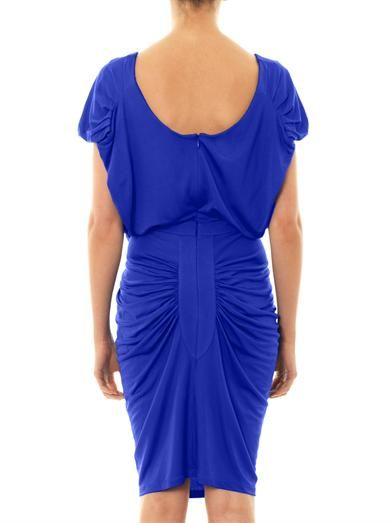 Saloni Apsara draped dress