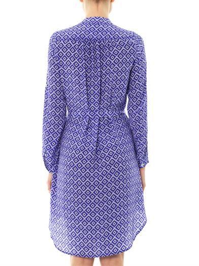 Saloni Katrina silk dress