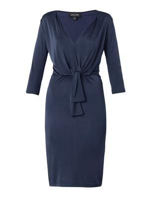 Mariana jersey dress