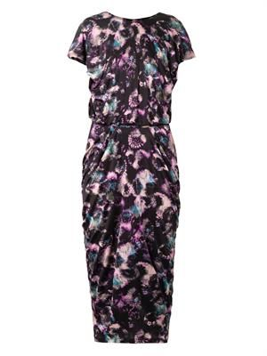 Apsara Cloudbreak-print dress