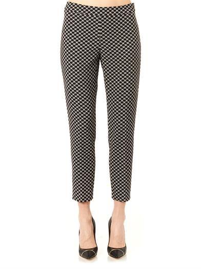 Max Mara Studio Tauro trousers