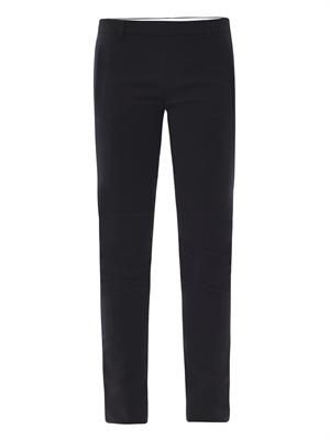Harem tailored trousers