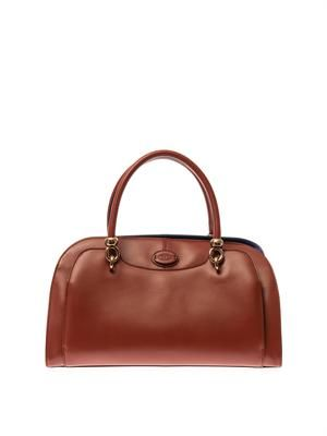 Sella small bowler bag