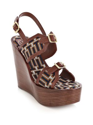 Florian high wedges