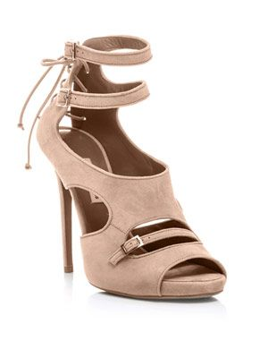 Bailey suede sandals
