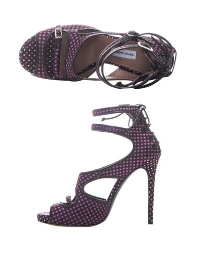 Tabitha Simmons Bailey printed sandals