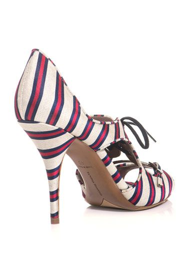 Tabitha Simmons Bertie sandals