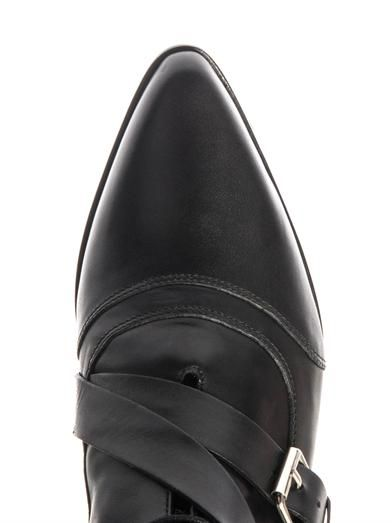 Tabitha Simmons Bryon leather ankle boots