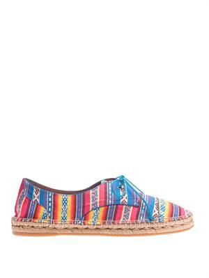 Dolly lace-up espadrilles