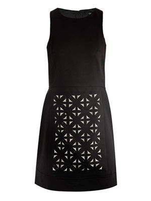 Pia cut-away dress