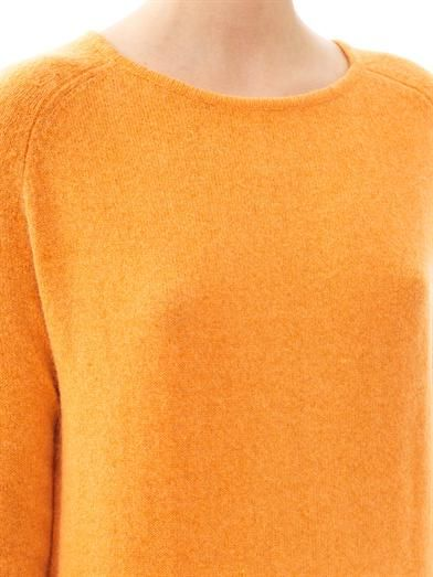 Tibi Raglan sleeve knit sweater