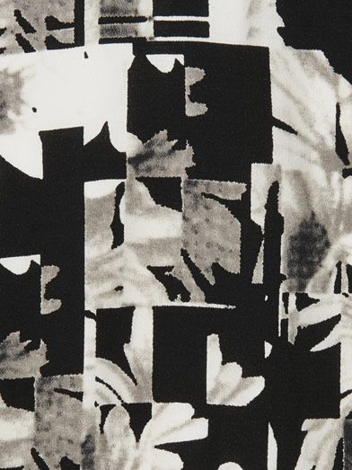 Tibi Arel print blouse
