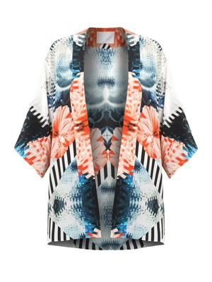 The Pilgrim's Lover kimono cover-up