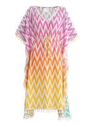 The Boho Rainbow kaftan