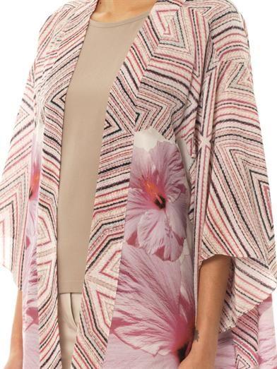Athena Procopiou Bohemian in Byron kimono cover-up