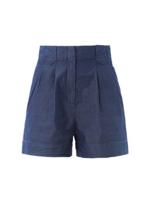 Eban cotton shorts
