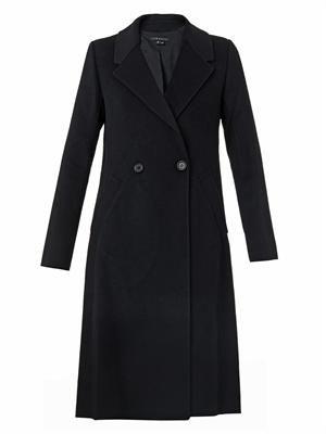 Lynella wool-blend coat