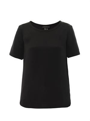 Katsley silk T-shirt