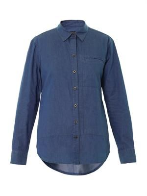 Olava denim shirt
