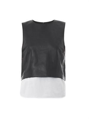 Hodall leather top