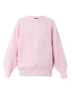 Koseph raglan-sleeve wool sweater