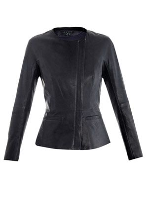 Enora leather jacket