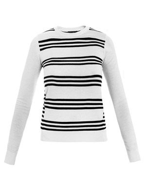 Tommie stripe sweater