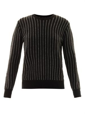 Jaidyn stripe sweater