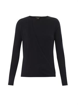 Sempra wool and silk-blend sweater