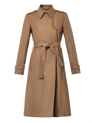 Ashling cotton trench coat