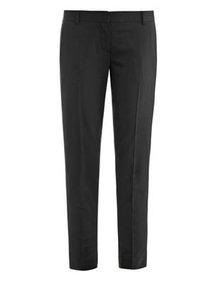 Testra wool trousers