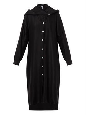 Noor twill coat