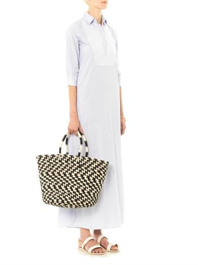 Thierry Colson Angelica long shirt dress
